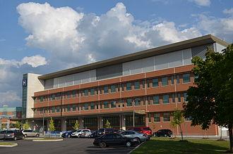 Markham Stouffville Hospital - Markham Stouffville Hospital Building