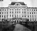 Marosvásárhely 1940, Katonai alreáliskola, majd Vitéz Mihály katonai líceum. Fortepan 4601.jpg