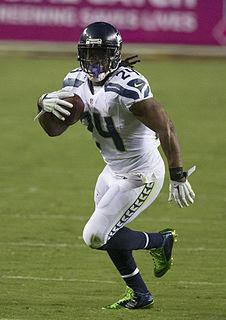 Marshawn Lynch American football player