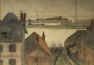 The Harbour at Étaples