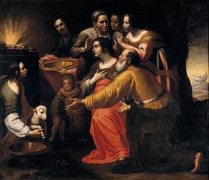 Giovanni Martinelli (painter) - Image: Martinelli Sacrificio di Noè
