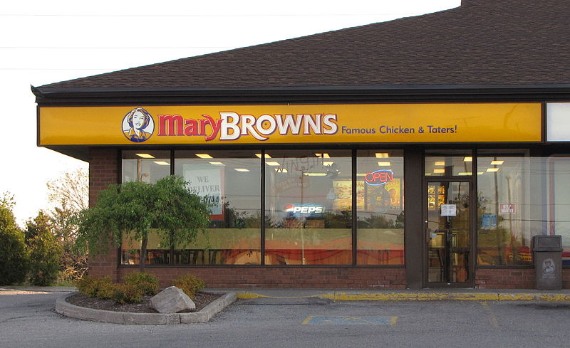 Browns Fast Food Nova Scotia