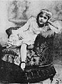 Mary Pickford when she first went on stage.jpg