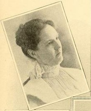 John Davis Long - Mary Woodford Glover