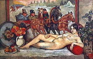 Ilya Mashkov - Image: Mashkov russian venus 1914