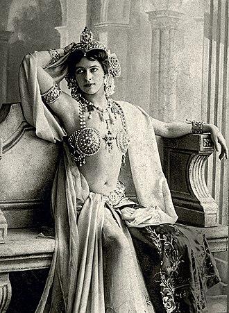 Mata Hari - Mata Hari in 1906
