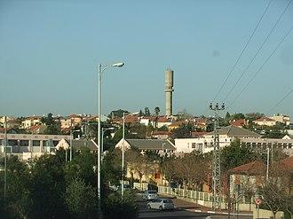 Matan, Israel - Image: Matan 5670