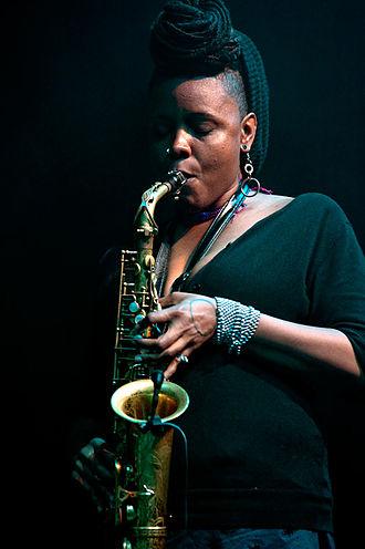 Matana Roberts - Matana Roberts at Moers Festival 2010