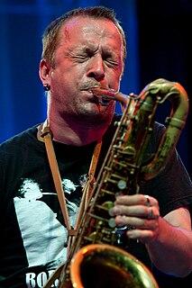 Mats Gustafsson Swedish musician