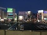 Matsumoto Station, Oshiro-Exit (East-Exit) (32137332970).jpg