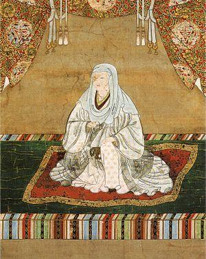 Kyōgoku Tatsuko - Lady Matsunomaru