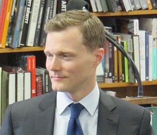 Matthew Kroenig American professor and foreign policy advisor