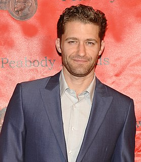 Matthew Morrison American actor, dancer, and singer-songwriter