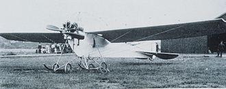 Vickers R.E.P. Type Monoplane - Image: Mawson's plane