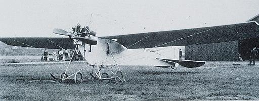 Mawson's plane