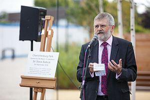 Steve Bullock (British politician) - Image: Mayor of Lewisham Sir Steve Bullock (28913042154)