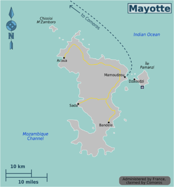 Mayotte Travel Guide At Wikivoyage