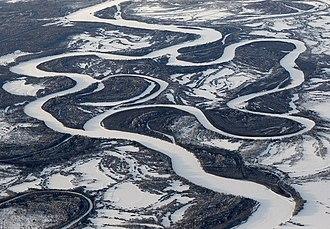 Kamchatka River - Meanders