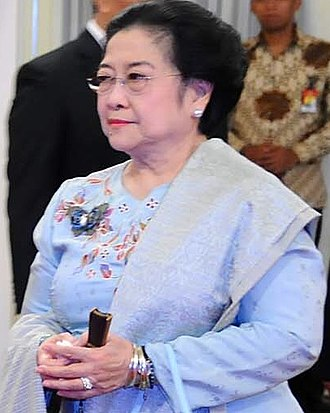 2019 Indonesian general election - Megawati Sukarnoputri