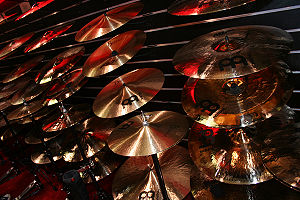 Meinl Percussion - Various Meinl Cymbals
