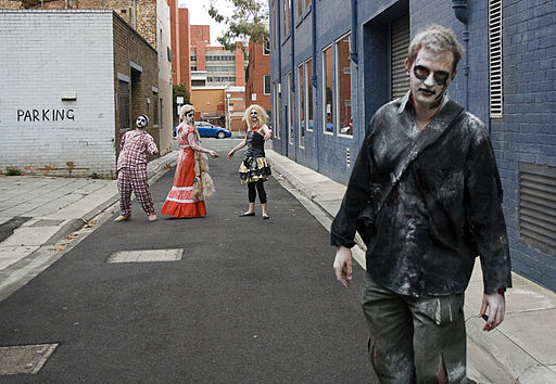Melbourne Zombie Shuffle 03
