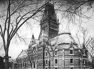 Memorial Hall de Harvard