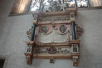 John Inglis, Lord Glencorse - Memorial to John Inglis, Lord Glencorse, St Giles Cathedral