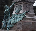 Memorial to Scottish-American Soldiers of the American Civil War, Calton Hill Cemetery, Edinburgh (6346806012).jpg