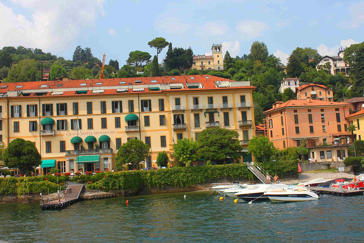 Hotel In Menaggio Comer See