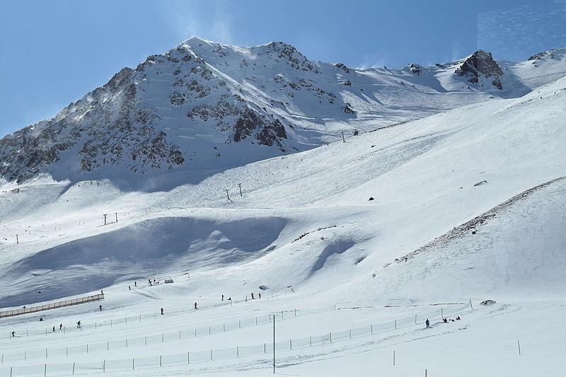 Mendoza Argentina inverno