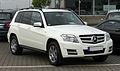 Mercedes-Benz GLK 200 CDI BlueEFFICIENCY (X 204) – Frontansicht, 26. Mai 2011, Velbert.jpg