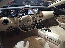 Mercedes Benz S Class C217 Wikipedia