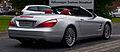 Mercedes-Benz SL 350 (R 231) – Heckansicht geöffnet (1), 22. Mai 2013, Düsseldorf.jpg