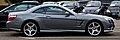 Mercedes-Benz SL 500 BlueEFFICIENCY Sport-Paket AMG (R 231) – Seitenansicht, 8. August 2012, Velbert.jpg