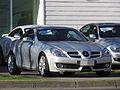 Mercedes Benz SLK 350 2009 (9559477850).jpg