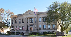 Mercer County, Missouri - Image: Mercer County Missouri Courthouse 20151003 051