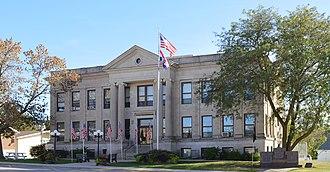 Mercer County, Missouri - Image: Mercer County Missouri Courthouse 20151003 051