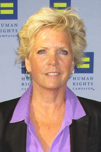 Meredith Baxter - Baxter at the Human Rights Campaign Gala in 2014