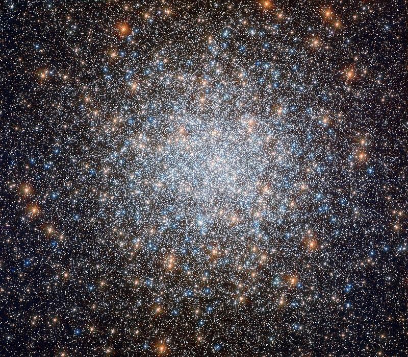 एम - ३ , M3 Globular cluster