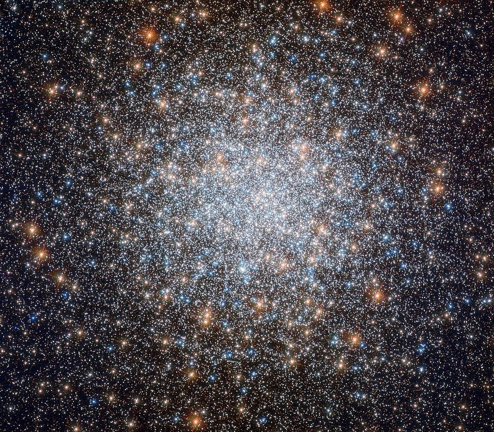 Messier3 - HST - Potw1914a
