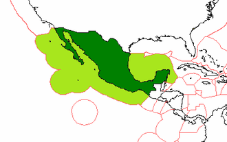 Exclusive economic zone - Exclusive economic zone of Mexico