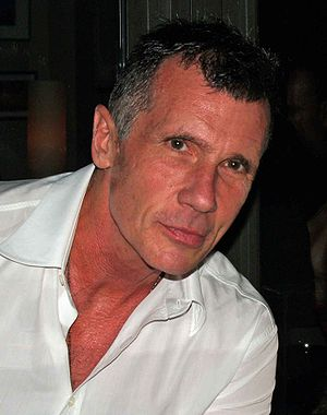 Michael Cunningham - Cunningham in New York City, 2007