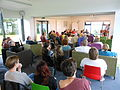 Michael Longley Poetry Reading 2012.JPG