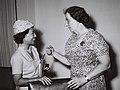 Michiko Inukai - Golda Meir 1959.jpg