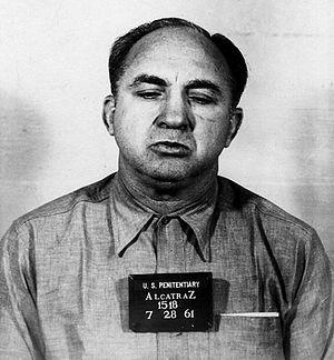 Mickey Cohen - Cohen's 1961 mugshot