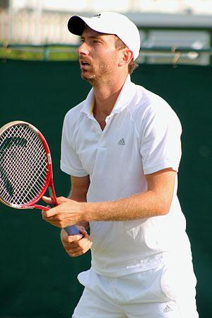 Matwé Middelkoop - Middelkoop at the 2015 Wimbledon Championships