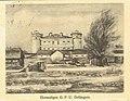 Miensk, Piščałaŭski zamak. Менск, Пішчалаўскі замак (1941-44).jpg