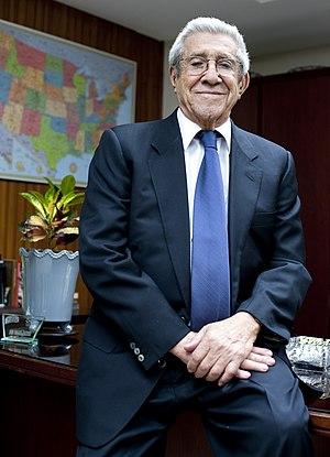 Miguel Facussé Barjum - Miguel Facussé, former Executive President, Corporación Dinant
