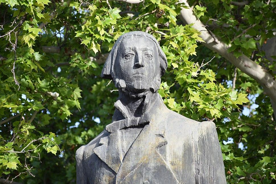 Mikayel Nalbandian statue4