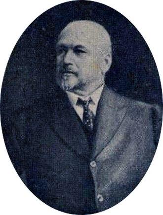 Mikhail Rodzianko - Mikhail Rodzianko in 1917